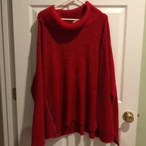 Red Sweater NWT